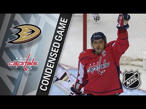 12/16/17 Condensed Game: Ducks @ Capitals