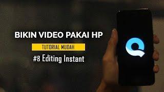 Download Lagu Edit Video Instan dengan QUIK | Cara Bikin Video Pakai HP mp3