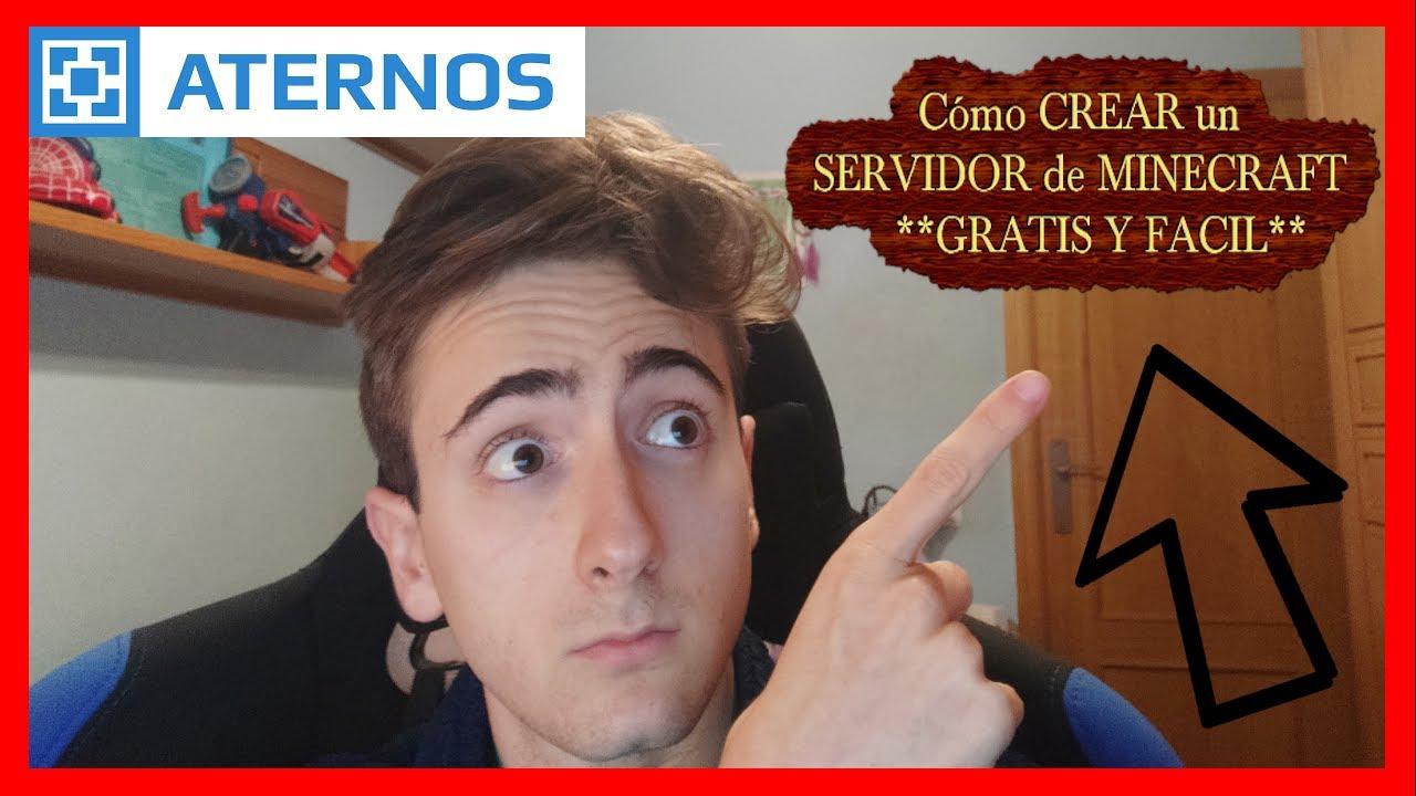 COMO CREAR/HACER un SERVER en MINECRAFT 1.14 .4 con MODS ...