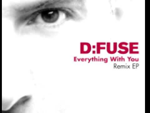 D:FUSE 'Everything With You (J. Hazen & dj^3 remix Remix)'