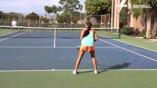Tennis Tactics Drills Part 2