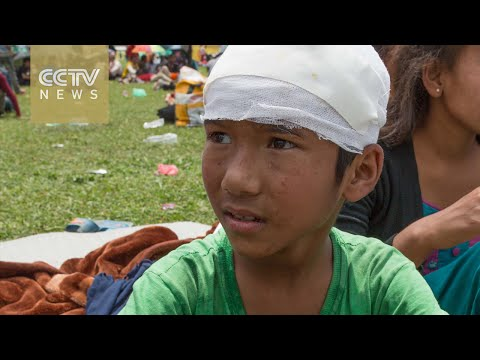 International aid agency sets up facilities for children in Nepal