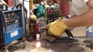 New plasma cutter by Simadre