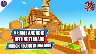 6 Game Android Offline Terbaru dengan Gameplay Asyik yang Mungkin Kamu Belum Tahu