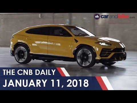 Lamborghini Urus Launched | Datsun redi-GO AMT Bookings | Maruti Suzuki Hikes Prices