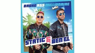 סטטיק ובן אל תבורי- (Static & Ben El Tavori- Broke Ass Millionaire- (official audio clip