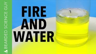 Fire and Water Experiment