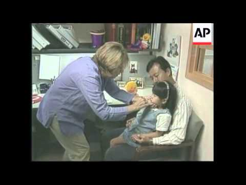 USA: SCIENTISTS CLAIM TO HAVE FOUND PAIN FREE METHOD OF VACCINATION