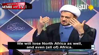 Shiite Scholar Assad Qassir: Zionist Goal to Gain Hegemony over Mecca, Medina, Entire Islamic World