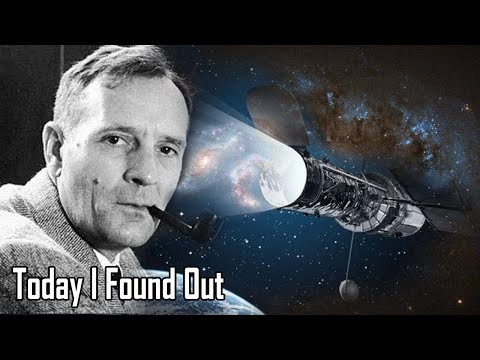 The Man The Hubble Space Telescope Was Named After