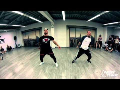 ALEXEY SIMBA | HIP HOP WEEKEND 2015 | New York Dance Studio 2015 HD