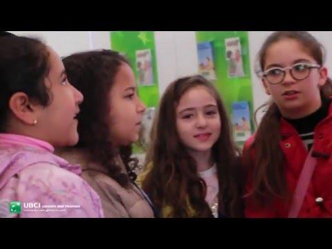 UBCI : Action d'Education Financière des Elèves de l'Ecole Mahjoub