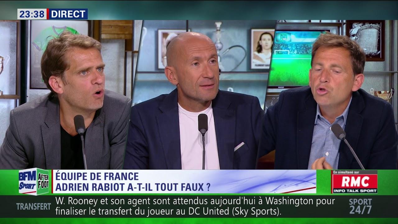 After Foot du mercredi 23/05 – Partie 3/4 - Adrien Rabiot a-t-il tout faux ?