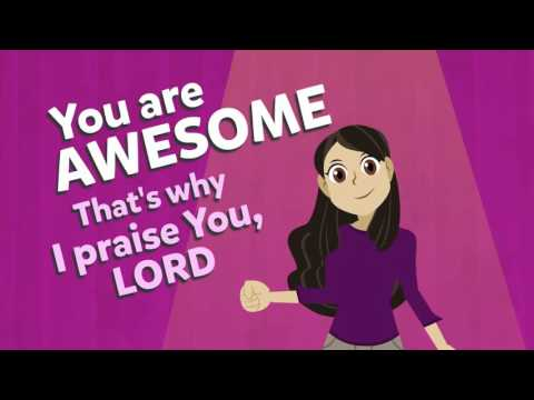 You Are Awesome | Bible Adventure Worship | LifeKids