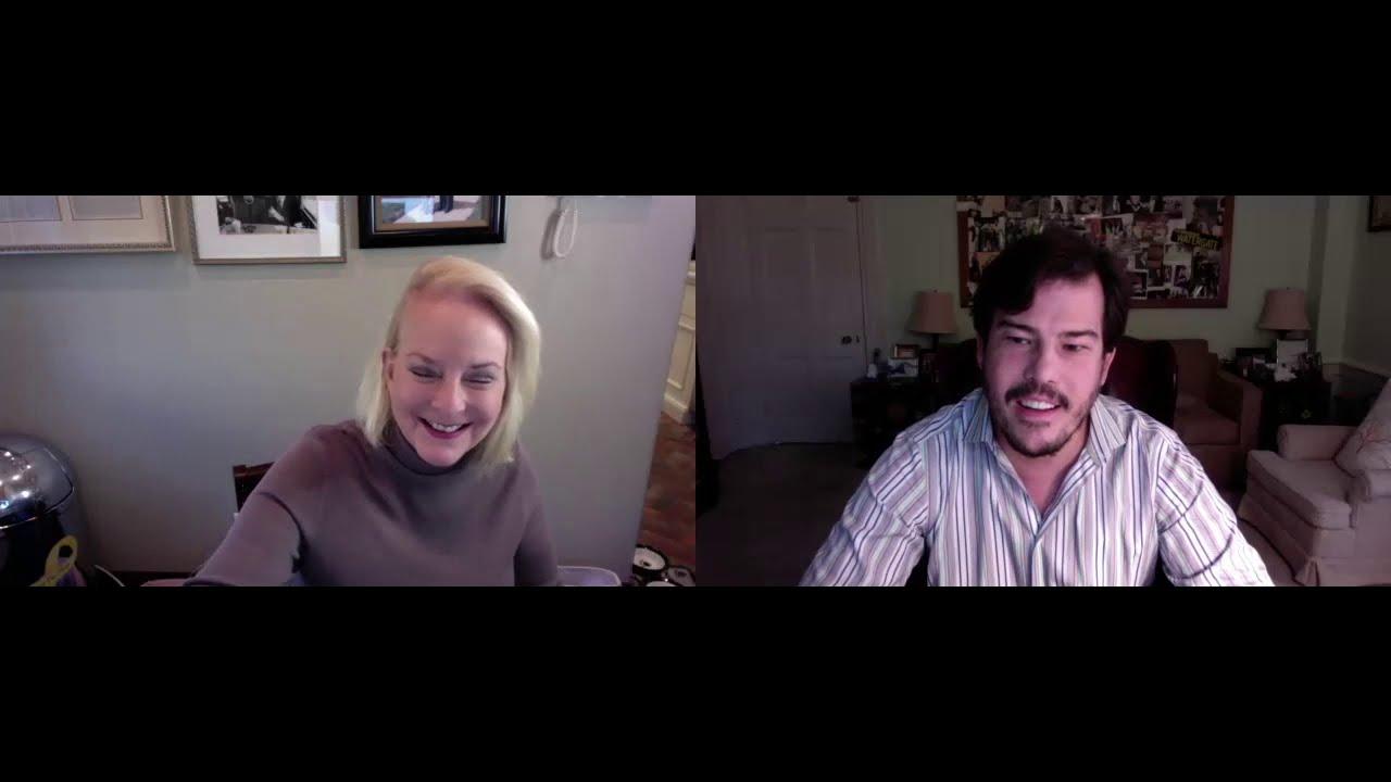 Quinn Interviews Cindy McCain