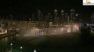 Dubai Fountain | Dubai Tours | UAE Visit Visa (Desert Dream Tourism )