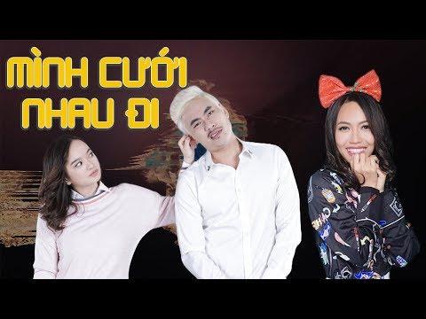 Hài 2018 Kiều Minh Tuấn, Diệu Nhi, Lê Giang, Nam Thư - Mình Cưới Nhau Đi