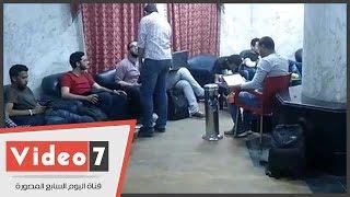 استمرار اعتصام الصحفيين اعتراضا على اقتحام الأمن لنقابتهم