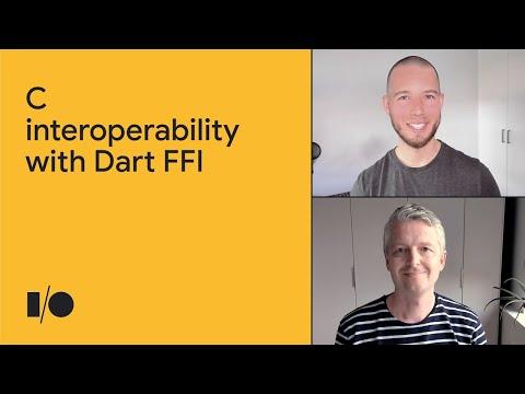 C interoperability with Dart FFI | Session