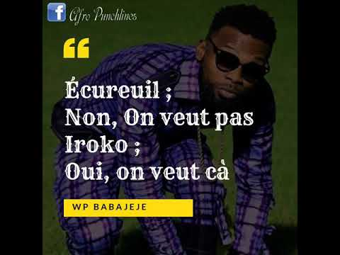 WP Babadjèdjè-Iroko du Bénin (Pré écoute)