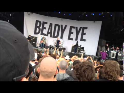 Beady Eye The Roller Big Day Out Melbourne