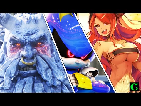 Best Video Game Trailers of The Week 1 January 2016 | CommunityGame Compilation