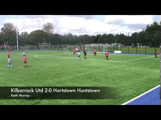 Kilbarrack Utd Vs Hartstown Huntstown - LSL Senior 1 B - Aug 30th 2020