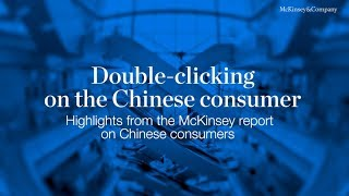 Double-clicking on the Chinese consumer