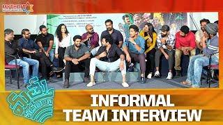 Mathu Vadalara Informal Team Interview   Sri Simha   Kaala Bhairava   Ritesh Rana   MMM