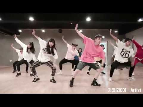 지코 ZICO - Artist / moment Cover dance