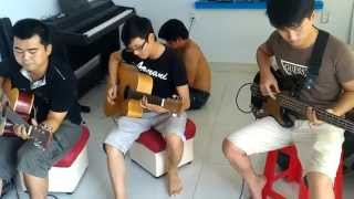 start depapepe cover by bossa band