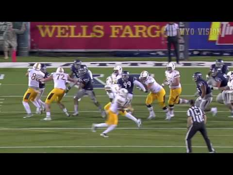 Inside Wyoming Football (2016 Season - Episode 8)