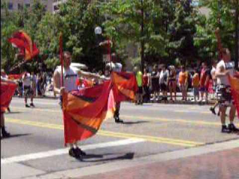 Pride Parade Columbus, Ohio 2010 part 2 - YouTube