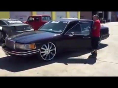 98 Lowrider Town Car Doovi