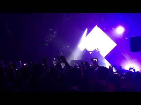 Intro KYGO @ Cloud Nine Tour, Zénith de Paris⎜Seinabo Sey - Younger Kygo Remix