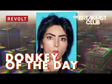 Nasim Aghdam, shooter at YouTube | Donkey of the Day