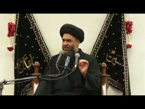 02 Majlis 01 Muharram 1439 2017 Maulana Ali Raza Rizvi