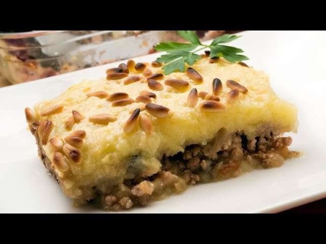 Receta De Pastel De Patatas Y Carne Picada Karlos Arguiñano Youtube