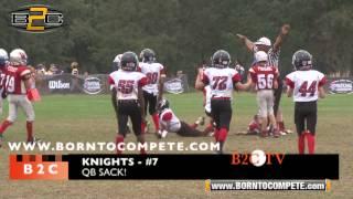 b2c ayf championship falcons vs wall knights div 2 cadet