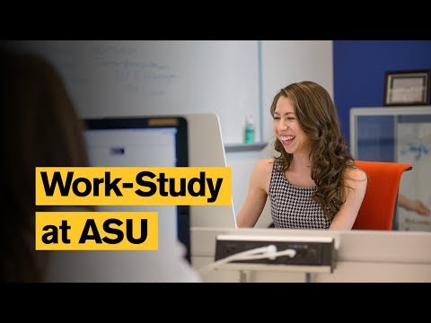 Work-Study at Arizona State University