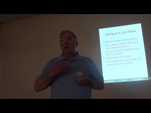 Jim McDermott - Dealing with Numismatics In Your Estate - Wilmington Coin Club April Presentation