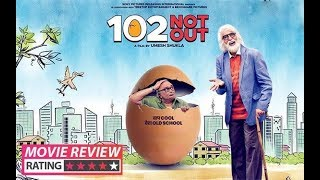 102 Not Out (१०२ नोट आउट ) Bollywood Movie Public Review - Amitabh Bachchan, Rishi Kapoor - Reaction