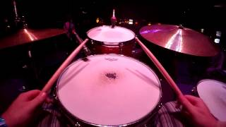 Drummer Cam (GoPro Hero4) - Strange Days (A Tribute To The Doors) - Complete Show