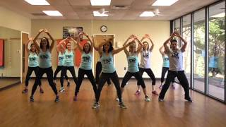 Suave - Gangster - Zumba workout - Choreo By Danielle