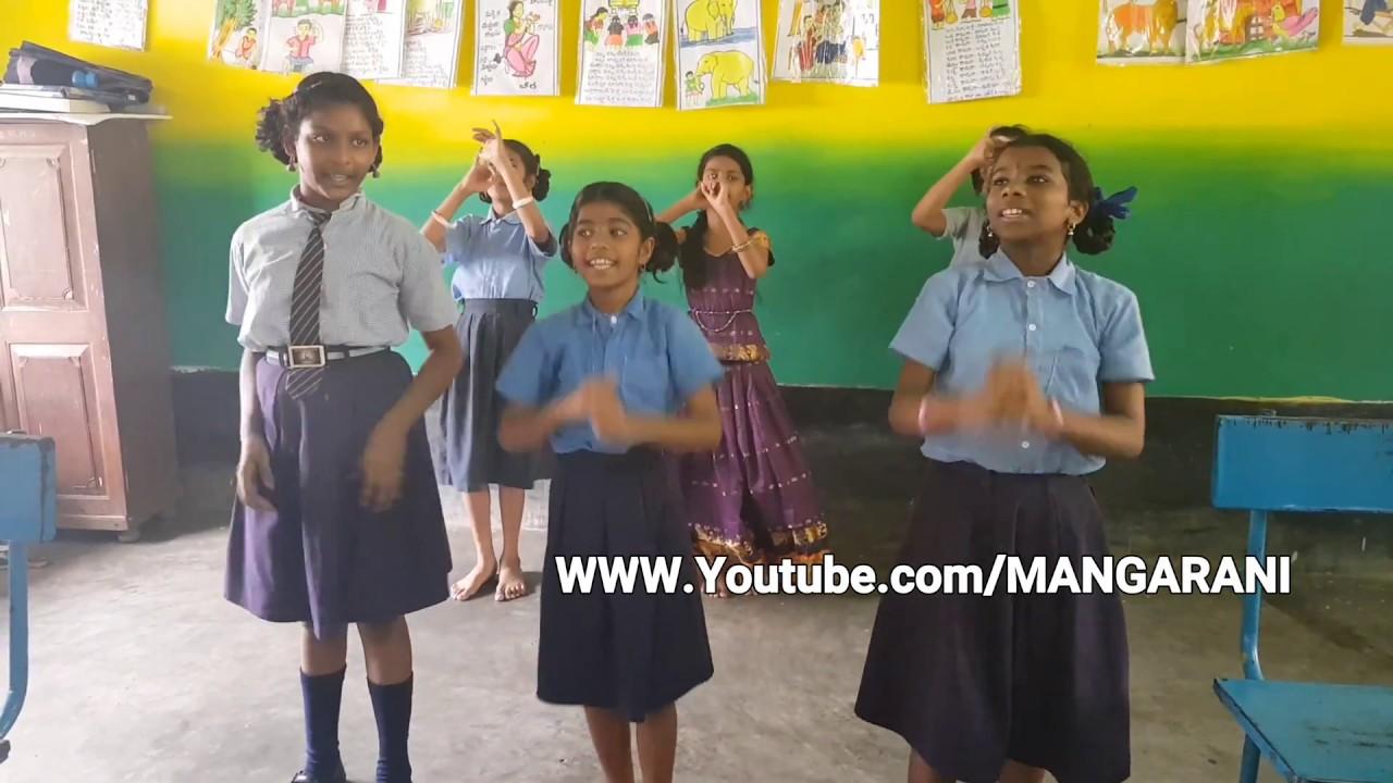 Pavitra bharata savitri koho, 5th class telugu rhymes, rhyme with action,