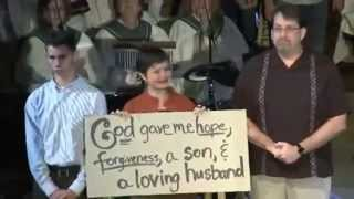 Repeat youtube video THIS TOOK GUTS!   - Cardboard Testimony - Watch Until the end !