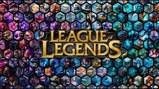 League of Legends All Login Screens & Music (Patch 5.7)