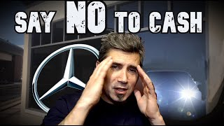 Don't Buy Your Mercedes With Cash! Here's Why