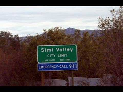 Simi Valley California, Who Knew?