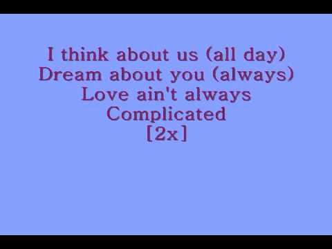 Nivea-Complicated (Lyrics)